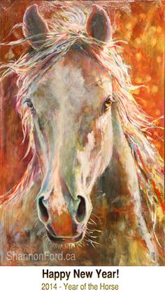 FV Mystique's Jazhara by Shannon Ford Fine Artist
