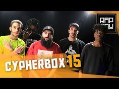 Impávido - CypherBox 15 - Rômulo Boca, Victor Xamã, Estranho, Klyn e Jé Santiago
