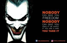 Heath Ledger Joker Quotes, Best Joker Quotes, Health Ledger, More Followers, Text Quotes, Memes, How Are You Feeling, Fictional Characters, Jokers