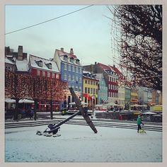 #copenhagen #nyhavn