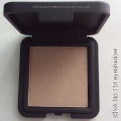 3ina (Mina) No.114 eyeshadow