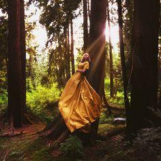 I am so in love with Joel's work.  Her Golden Kingdom by Boy_Wonder, via Flickr