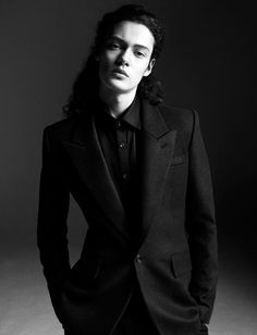 RE:QUEST Model Management: Chris Arundel / V Magazine / Paul Scala