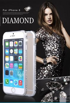 Price: US $ 5.71/piece Buy 2 pcs immediately get 30% discount Free shipping to Worldwide 3D Rhinestone Bling Diamond Frame Bumper For iPhone 5S/6/6plus Color:White/Black/Golden/Rose gold ~~~~~~~~~~~~~~~~~~~~~~~~~~~~~~~~~~~~~~~~~~ If you like it, please contact me: Wechat: 575602792 Whats App: 13433256037 E-mail: woxiansul@live.com