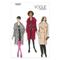 Butterick Patterns B5828 Misses'/Women's Jacket, Size WMN (XXL-1X-2X-3X-4X-5X-6X), http://www.amazon.com/dp/B00FEEH5WS/ref=cm_sw_r_pi_awd_4eRzsb1VMV3JA
