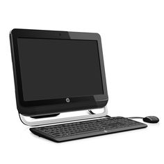 "If you are looking for an innovative desktop computer, look no further than the 20"" Omni All-in-One Desktop Computer from Hewlett Packard. This product includes a 20"" diagonal widescreen LED, a 1.65 GHz AMD Athlon II dual core processor, 4GB of DDR3 SDRAM memory, and a 500GB serial ATA hard drive. #computer #desktop #electronics"