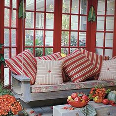 love the accent pillows