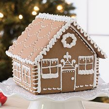 On pinterest gingerbread houses chocolate crinkles and gingerbread