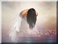 The Prophetic Art of James Nesbit The Faithful Bride Bows Down