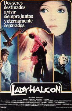 Lady Halcón. Lady Hawke.