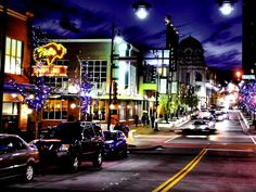 Power & Light District, Kansas City Downtown
