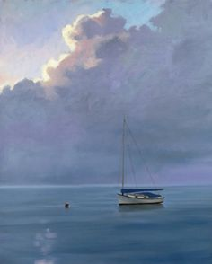 """Skies Clearing This Evening"" by Paul Schulenburg"