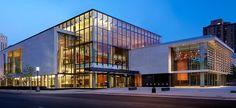 Orchestra Hall in Minneapolis, Minnesota