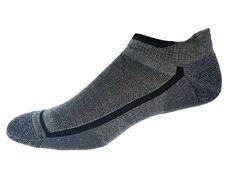 M3.5-5.5-3 Pack Drymax Socks Run Lite-Mesh No Show Tab Black W5-7