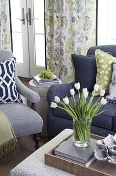 16 Best navy living rooms images | Bedrooms, Home decor, Paint colors