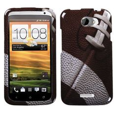 #HTC One X #Hard Cover Case - Football Sports from #Acetag ONLY $6.99