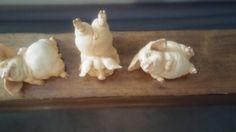three little piggies $3 porcelain Home Interiors