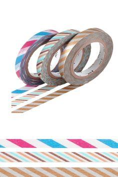 Masking-Tape slim, twist cord C Maskingtape