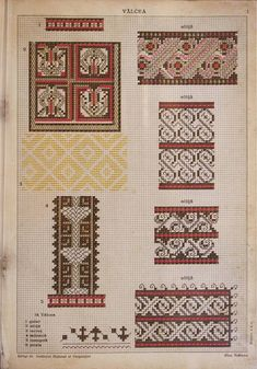 VK is the largest European social network with more than 100 million active users. Folk Embroidery, Pattern Books, Fabric Crafts, Cross Stitch Patterns, Folk Art, Bohemian Rug, Diy And Crafts, Projects To Try, Traditional