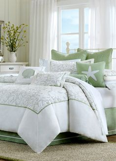Shop Coastal and Nautical Bedding Collections