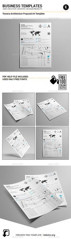 Product Sales Proposal Template Social Media Proposal — Indesign Indd #seo Proposal #cover Letter .