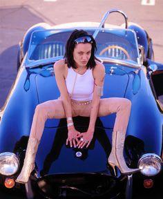 ugh 90s • Angelina Jolie • 1997