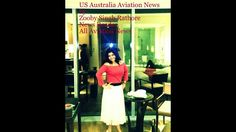 Australia Aviation News by Zooby Singh Rathore News Reader All Airlines News 11 June 17 All Airlines, Aviation News, New Readers, High Waisted Skirt, Australia, June, Youtube, Fashion, Moda
