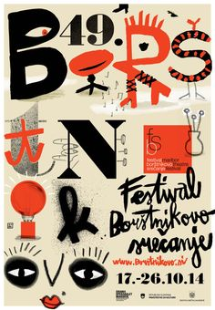 Maribor Theatre Festival 2014 on Behance