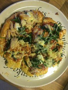 De oopsiepizza van Ditisveer! | Koolhydraat arm Quiche, Pizza, Meat, Chicken, Breakfast, Food, Beef, Morning Coffee, Meal