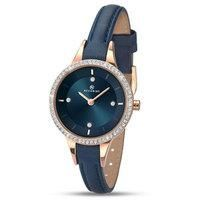 Buy Accurist Blue Leather Crystal Ladies Watch £70 from Women's Watches range at #LaBijouxBoutique.co.uk Marketplace. Fast & Secure Delivery from Beaverbrooks online store.
