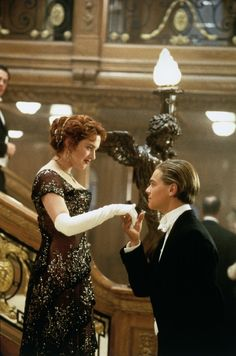 Pictures from James Cameron-directed film Titanic starring Leonardo DiCaprio & Kate Winslet 73362 Titanic Kate Winslet, Kate Winslet And Leonardo, Leonardo Dicaprio, Jack Dawson, Love Movie, I Movie, Perfect Movie, Perfect Couple, Film Titanic
