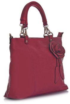 277998628e Big Handbag Shop Womens Trendy Floral Leaves Soft Shoulder Bag (Lime  Green)  Handbags  Amazon.com