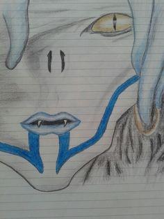 #deathnote #rem #drawing
