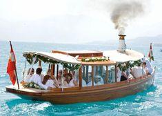 Dampfschiff 'Kaiserin Zita' Attersee