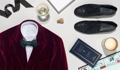 What To Wear this Holiday Season by MR PORTER