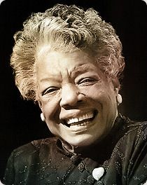 Maya Angelou died May 28, 2014, at the age of 86. What a life! Her story here: http://www.achievement.org/autodoc/page/ang0bio-1