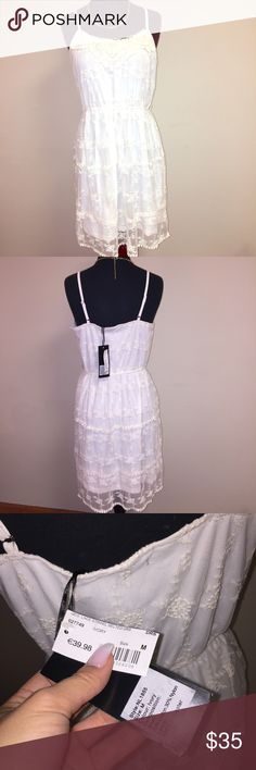 !!! Never worn summer lace dress !!! Never worn. With original tags. Romantic/ summer dress. Dresses Mini