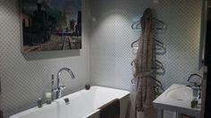 Sanitaire Villeroy &Boch  carrelage Tagina collection Deco d'Antan