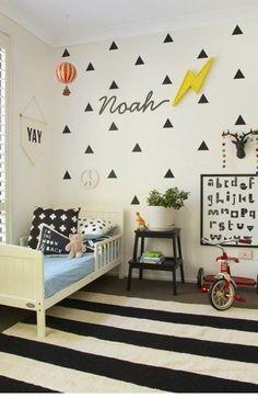 20 Boys Bedroom Ideas For Toddlers Boys room design Toddler