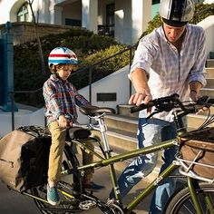 Last weekend to enter our School Drop-Off Video Contest. Winner gets $300 to spend on their cargo bike customization. Just visit our website to learn more. yubabikes.com/school-drop-off-video-contest . . . . #bikesthatcarrymore #yubabikes #cargobike #contest #entertowin #schooldropoff #cargobikelife Bike Builder, Video Contest, Cargo Bike, Bike Life, Dads, Photo And Video, Helmets, Fork, Followers