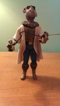 Saelt-Marae (aka Yakface) - One of Jabba the Hutt's goons.