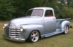 #trucks Classic Pickup Trucks, Chevy Pickup Trucks, Gm Trucks, Chevy Pickups, Chevrolet Trucks, Diesel Trucks, Lifted Trucks, Chevrolet 3100, Dually Trucks