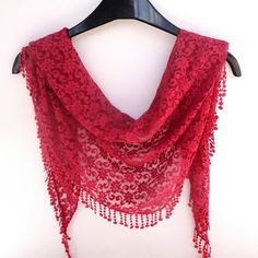 FREE SHIPPING , Valentines Day Gift Scarf ,pink scarf , lacy women scarves, summer spring trends , trendscarf for her