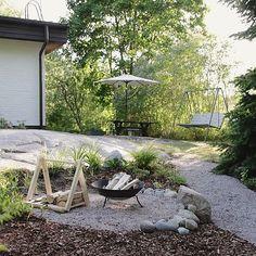 Blogissa nuotiokulho ja muita pihajuttuja! garden puutarha trdgrd nuotio nuotiokulhohellip