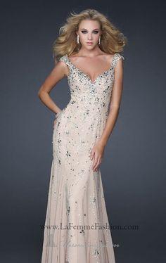 La Femme 17471 Vestido - MissesDressy.com