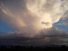 hortuma benzeyen bulut