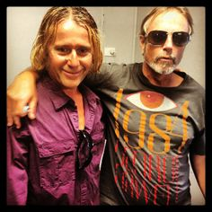 richie and me