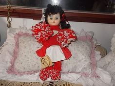 Vintage Cambina Doll Cheerleader Sally Rally :)S /Not Included In Coupon Sale / by Daysgonebytreasures on Etsy