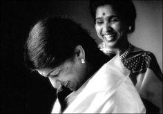 The legendary sisters captured by the legend Gautam Rajadhyaksha.