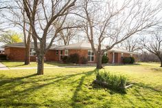 1605 E FM 367, IOWA PARK, TX  $279,000. 12.94 ACRES, 2290 SQ FT, 3 BEDROOM, 2.5 BATH, 2 CAR GARAGE